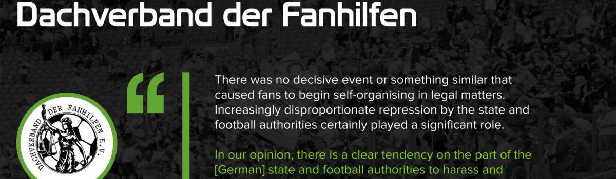 Interview der Football Supporters Europe